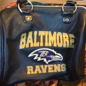 💜 Baltimore Ravens 🏈 Purse Brand NWT 💜